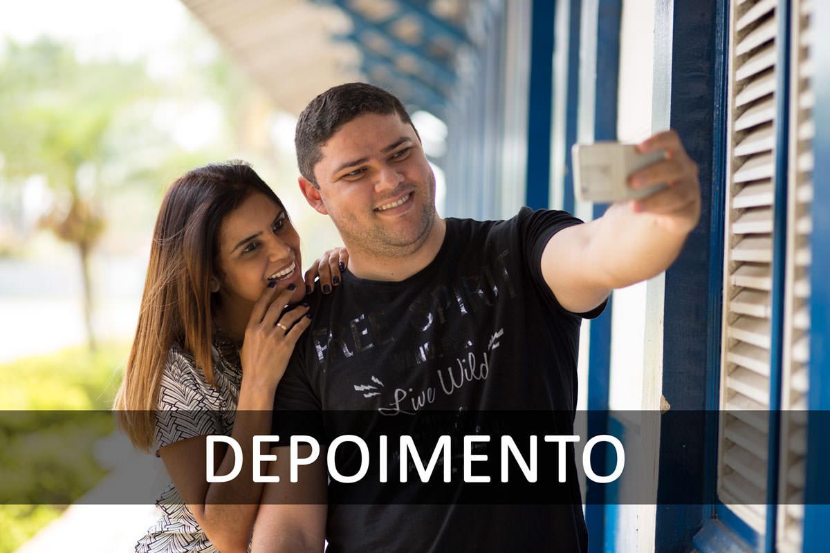 Imagem capa - [DEPOIMENTO] CASAMENTO - JOSIANE + KERLEI por Victor Ataide