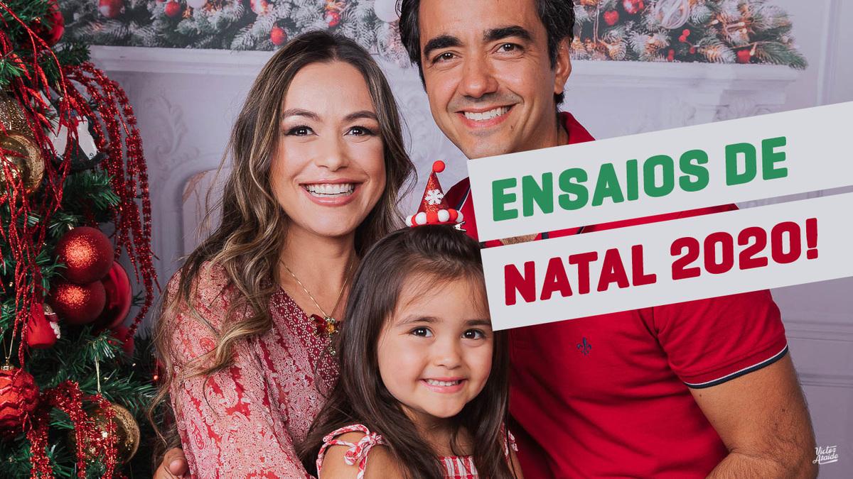 Imagem capa - Ensaios de Natal 2020! por Victor Ataide