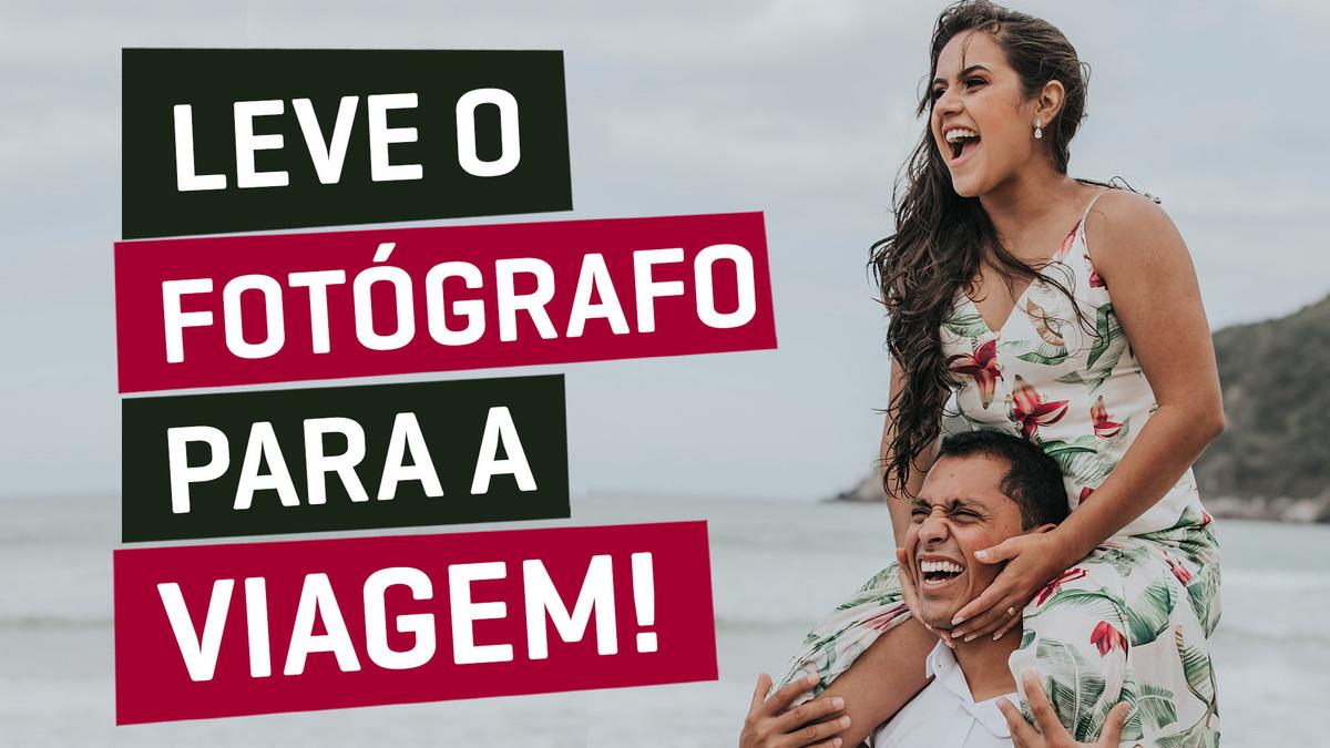 Imagem capa - Leve o Fotógrafo para a Viagem! por Victor Ataide