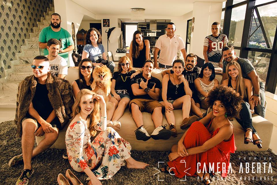 Imagem capa - Workshop Câmera Aberta Premium por Daniel Magalhães