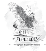 Logotipo de Well Fernandes