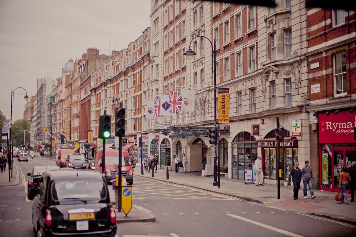 Imagem capa - Últimos momentos em Londres por Samanta Belletti Francisco