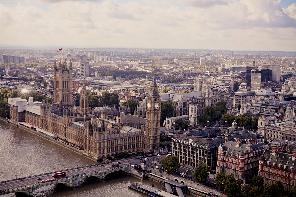 Imagem capa - Fotos do 2º dia em Londres por Samanta Belletti Francisco