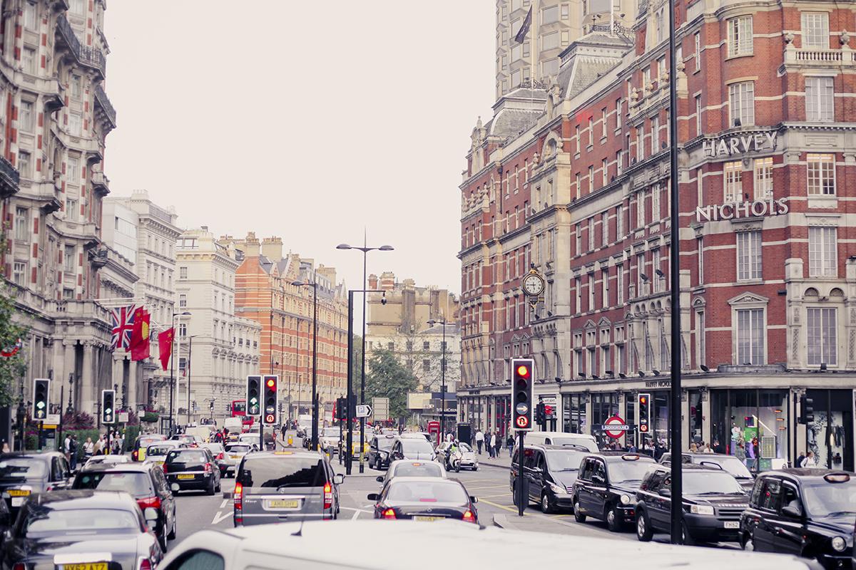 Imagem capa - Fotos do 1º dia em Londres por Samanta Belletti Francisco