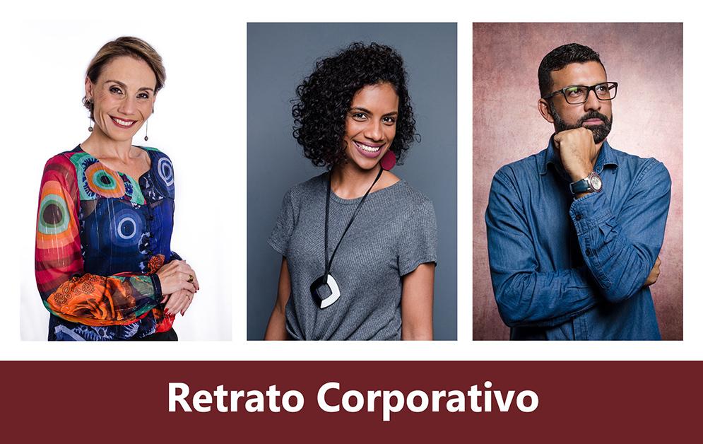 Imagem capa - Retratos Corporativos - Agenda de Setembro por Carla Vieira