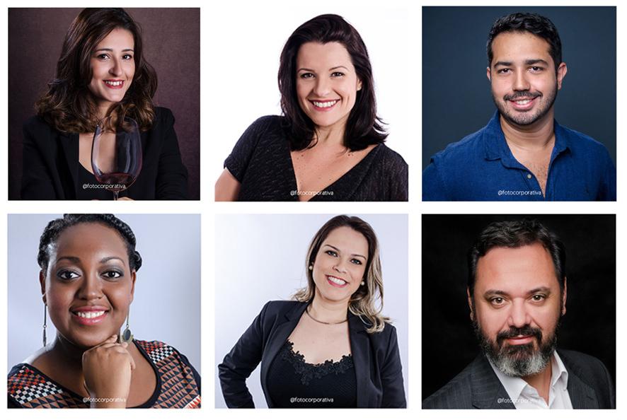 Imagem capa - Fotografia para Linkedin e Redes Sociais - Edição Julho 19 por Carla Vieira