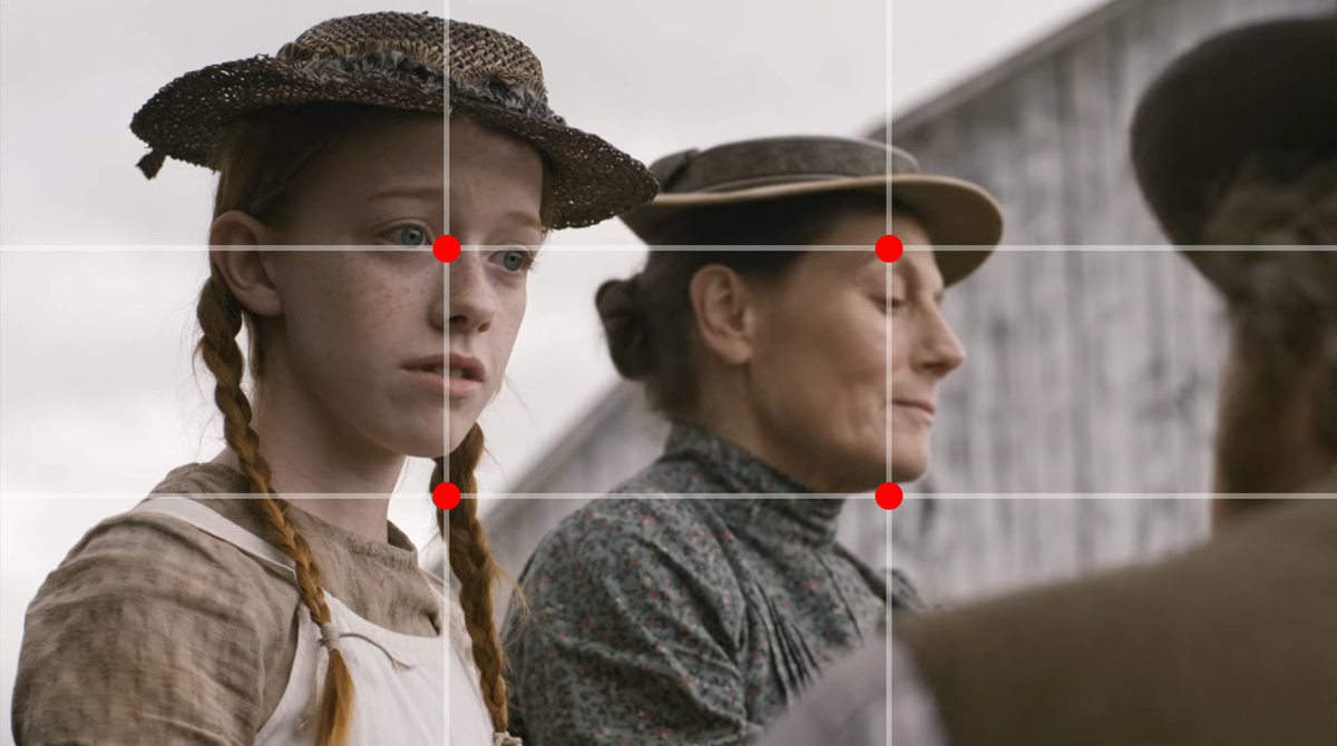 Imagem capa - Composição de Fotografia - Leitura sobre a Série ANNE whit an E por Carla Vieira