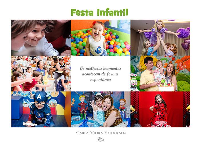 Imagem capa - Festa Infantil por Carla Vieira
