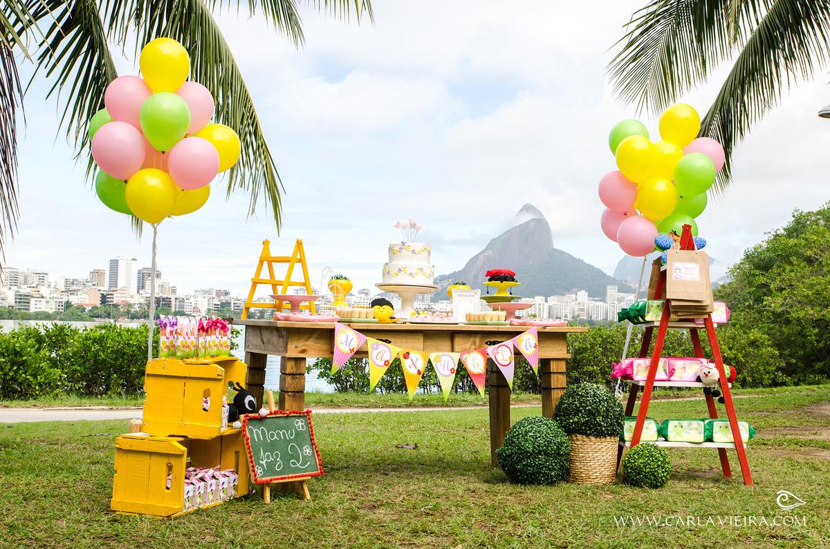 Imagem capa - Dicas | Festa Infantil - 01  a  05 anos por Carla Vieira
