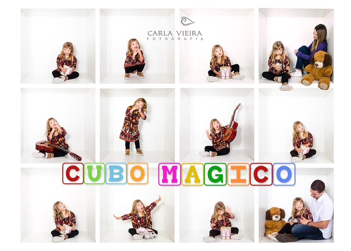 Imagem capa - Ensaio Cubo Mágico por Carla Vieira