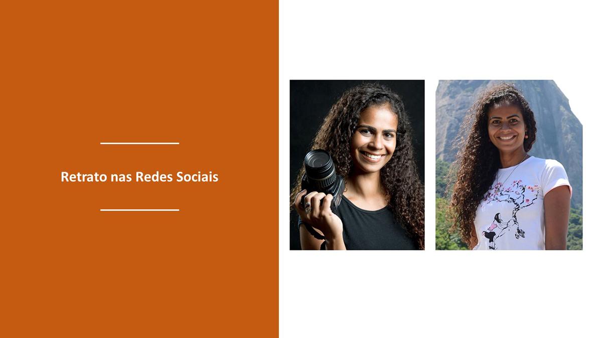 Imagem capa - Que foto escolher para suas redes sociais? por Carla Vieira