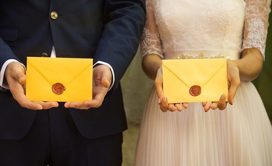 Imagem capa - Como escolher o convite do seu casamento por Rodrigo Parucker