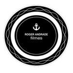 Logotipo de Roger Andrade Filmes