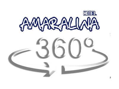 Imagem capa - HOTEL AMARALINA clique na imagem para acessar o TOUR VIRTUAL por EDSON HASEGAWA