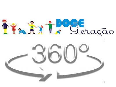Imagem capa - ESCOLA DOCE GERAÇÃO 1 clique na imagem para acessar o TOUR VIRTUAL por EDSON HASEGAWA