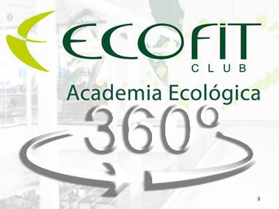 Imagem capa - ECOFIT ACADEMIA clique na imagem para acessar o TOUR VIRTUAL por EDSON HASEGAWA