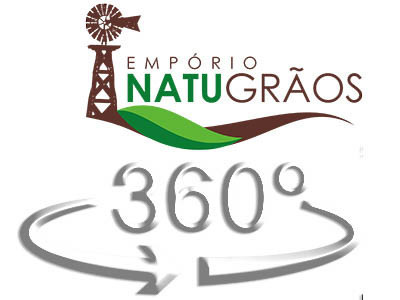 Imagem capa - EMPÓRIO NATUGRÃOS clique na imagem para acessar o TOUR VIRTUAL por EDSON HASEGAWA