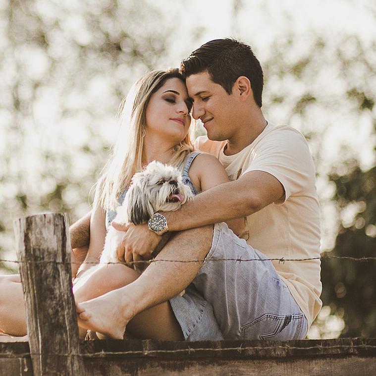 Priscila e Rafael