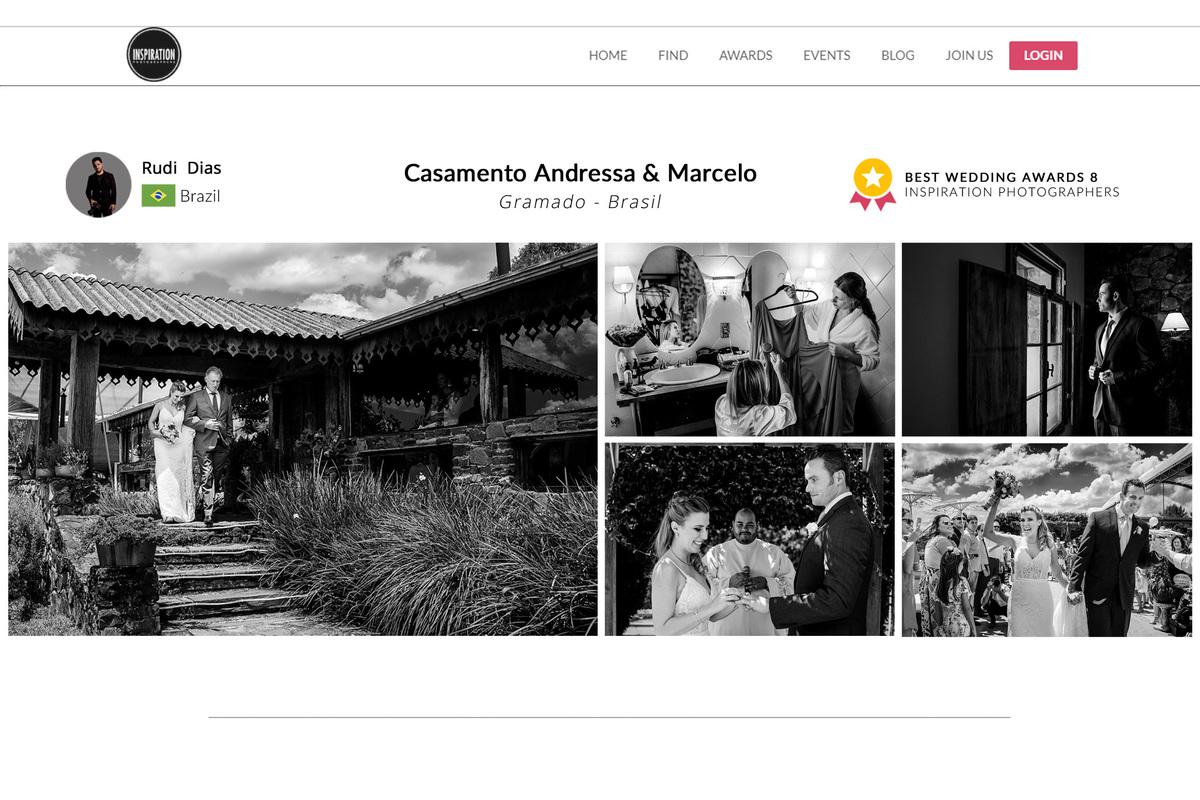 Imagem capa - PREMIAÇÃO | THE BEST WEDDING | 8ª EDIÇÃO por Rudi Dias