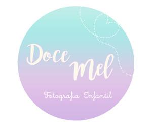 Logotipo de Doce Mel  Fotografia