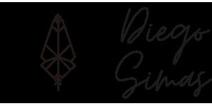Logotipo de Diego Simas | Fotógrafo de Casamentos em Curitiba e Balneário Camboriú