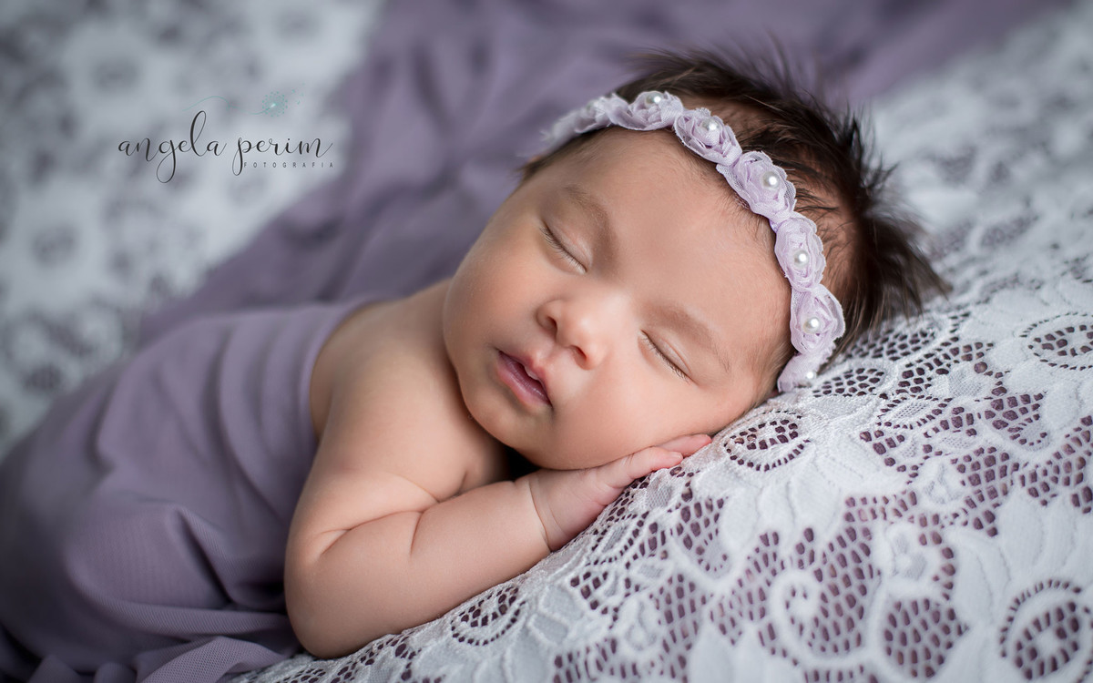 Newborn Sofia { 31 dias }