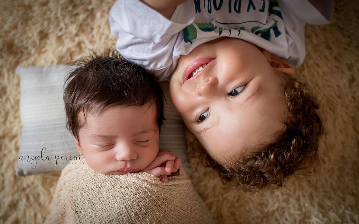 Newborn Matheus { 21 dias } e Marcos