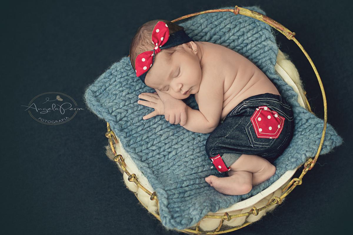 Newborn Maria Alice - 8 dias