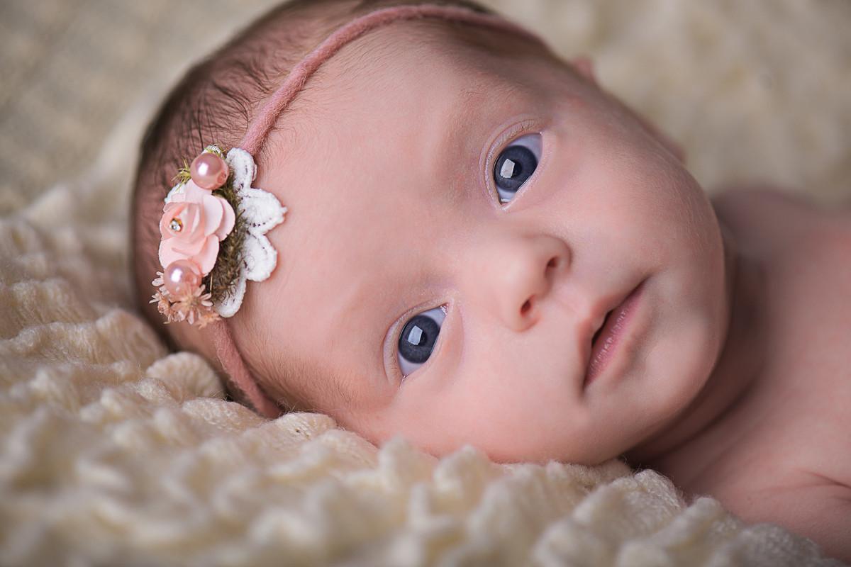 Newborn Elisa - 23 dias
