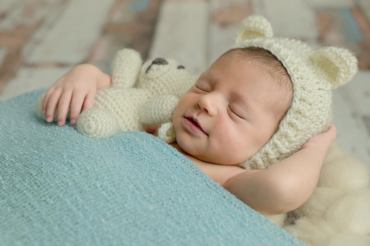 Newborn Bernardo - 11 dias