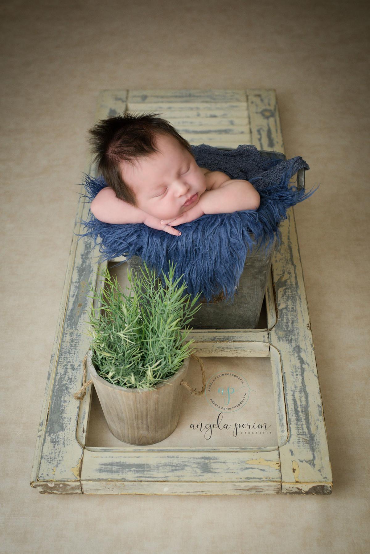 Newborn Daniel - 13 dias