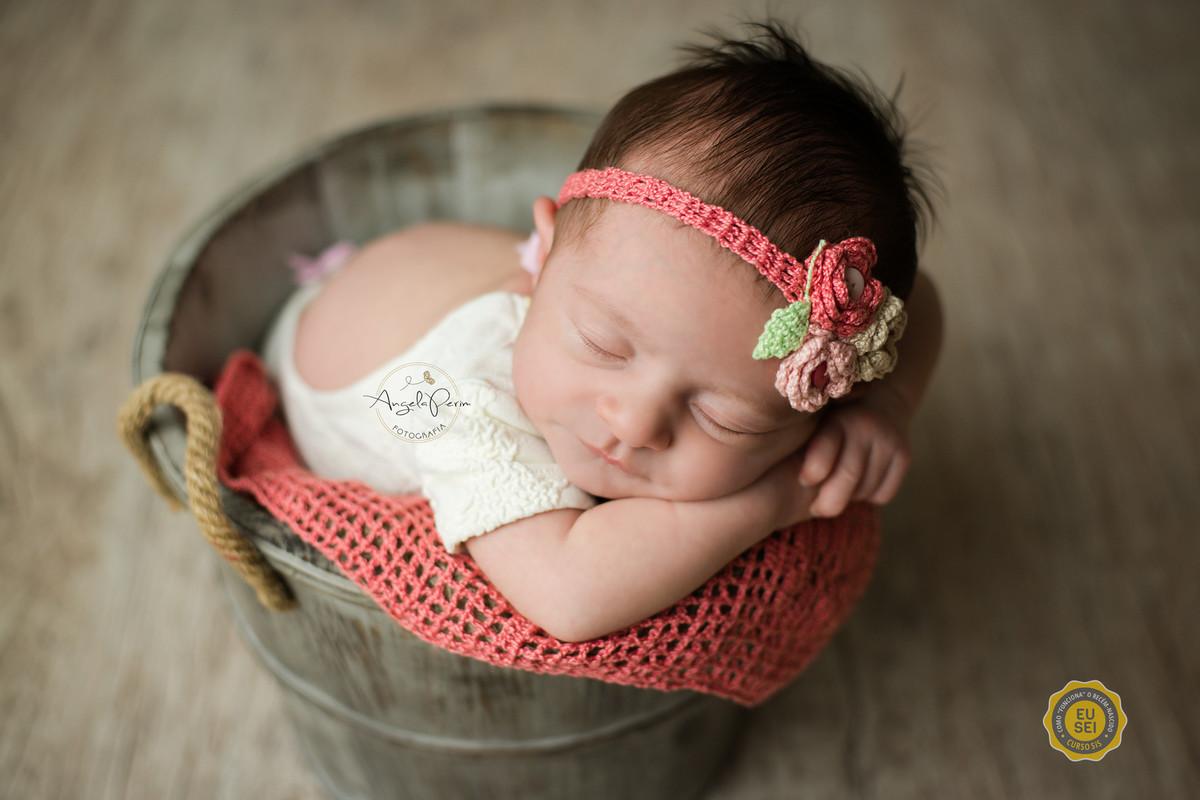 Newborn Helena - 13 dias