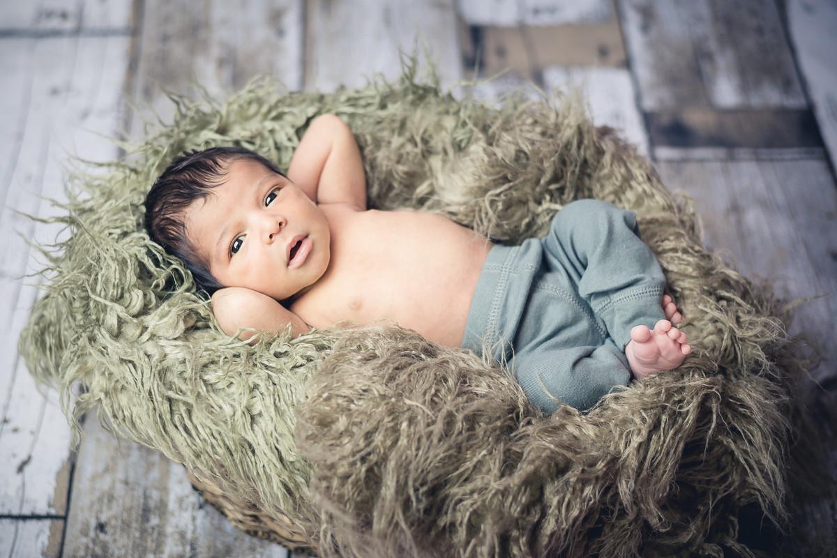 Newborn João Lucas - 10 dias