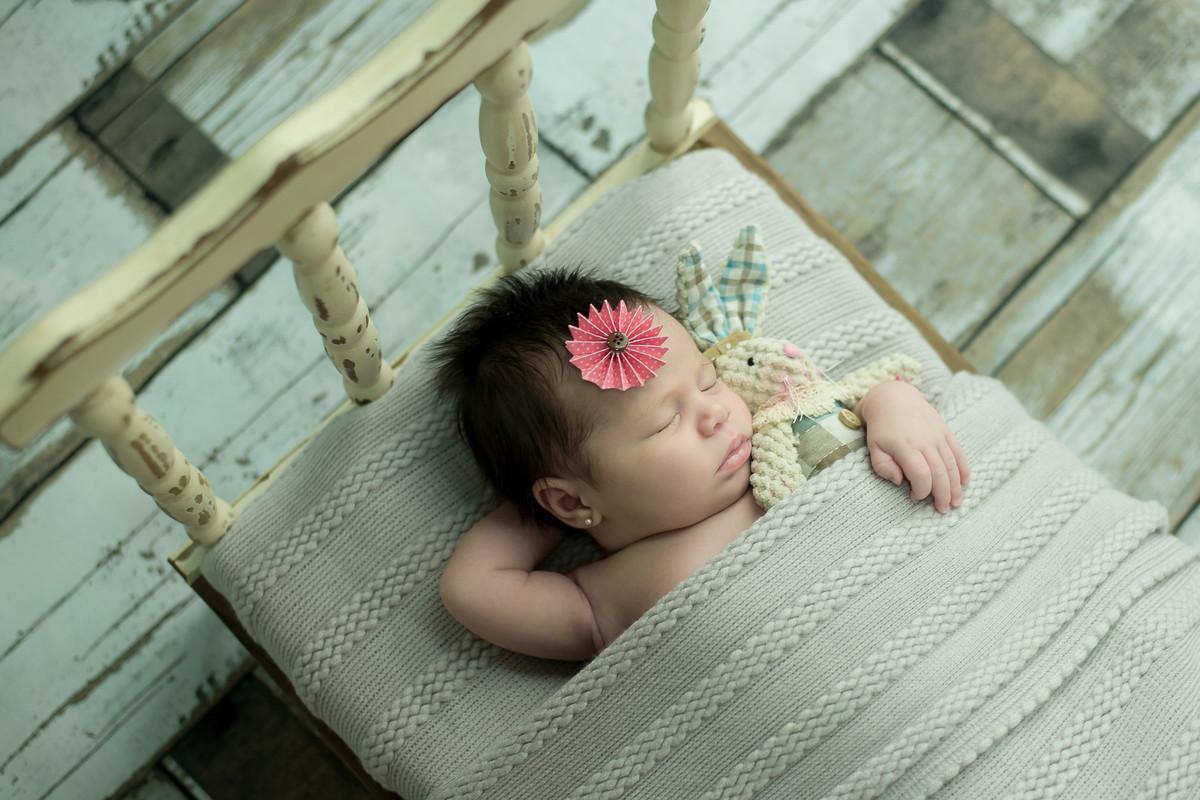 Newborn Júlia - 13 dias