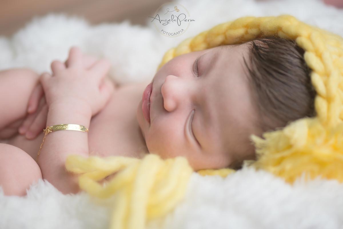 Newborn Rebeca - 9 dias
