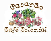 Logotipo de Casarão Café Colonial
