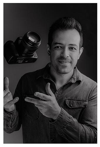Sobre Evandro Santos Fotografia