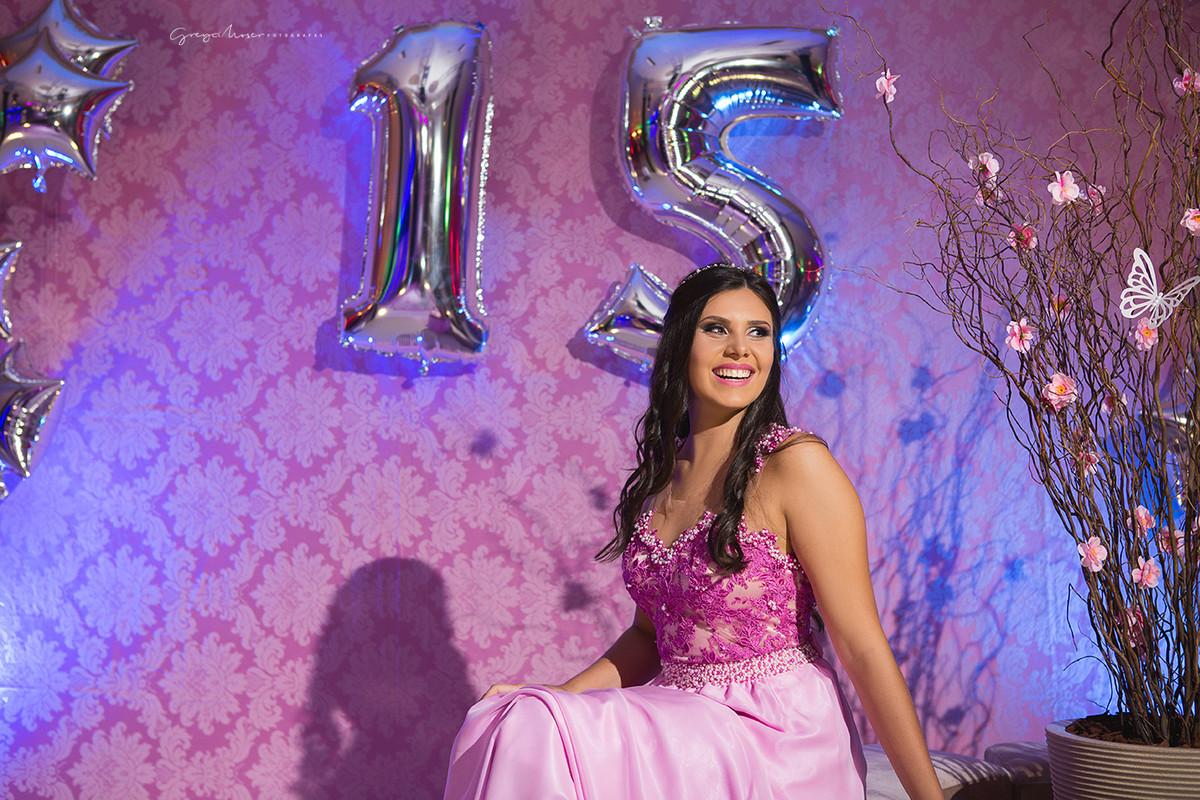 15 Anos Julia Kleinschmidt Baependi Jaraguá Do Sul Sc