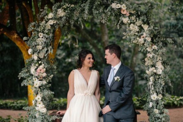 Imagem capa - Ideias para Decoração de Casamento com Arco de Flores por JEFFERSON MARCOS MODESTO DA SILVA
