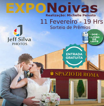 Imagem capa - EXPONOIVAS 2020 SPAZIO DI ROMA por JEFFERSON MARCOS MODESTO DA SILVA