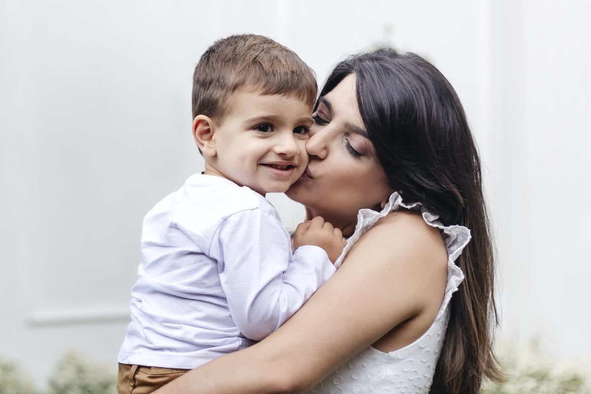 Imagem capa - Ensaio Especial Dia das Mães por Priscila Oliveira Andrade