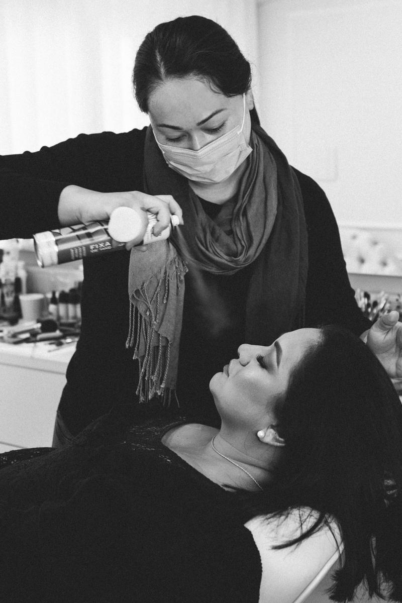 making of, maquiagem, câncer de mama, tamires imai, anelise piccini, fotógrafo, fotógrafa, passo fundo