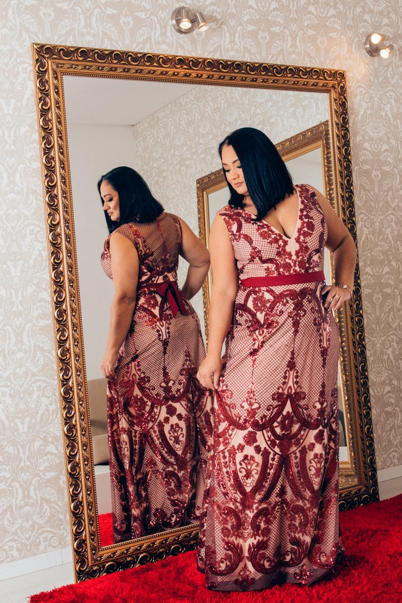 vestidos de festa, câncer de mama, superação, corte de cabelo, donna noivas e festas, anelise piccini, fotógrafo, fotógrafa, passo fundo
