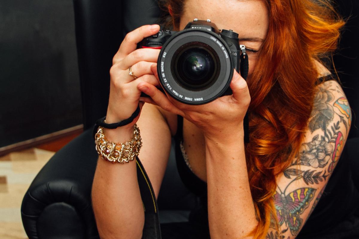 Sobre Fotógrafo - Passo Fundo/RS - Anelise Piccini