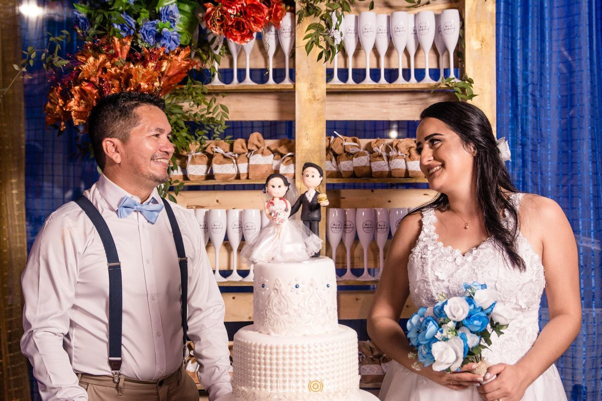 Imagem capa - Teaser Casamento Ana Carla e Lindomar por Lumion Fotografia