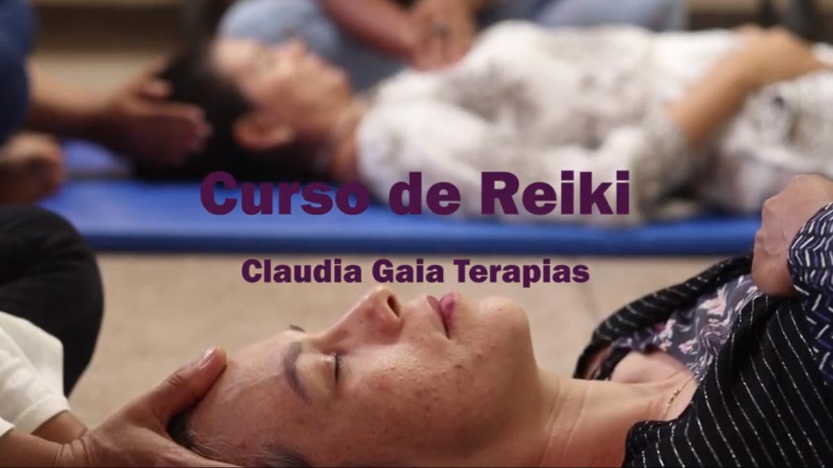 Imagem capa - Reiki com Cláudia Gaia por Lumion Fotografia