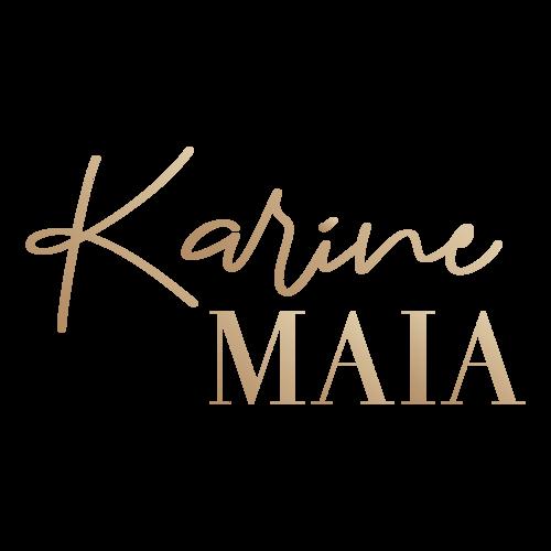 Logotipo de karine Maia Fotografia