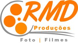 Logotipo de RMD Produções Foto e Vídeo EIRELI ME