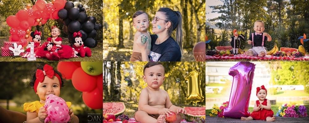Imagem capa - Ensaio Smash The Cake / Smash The Fruit por Dan