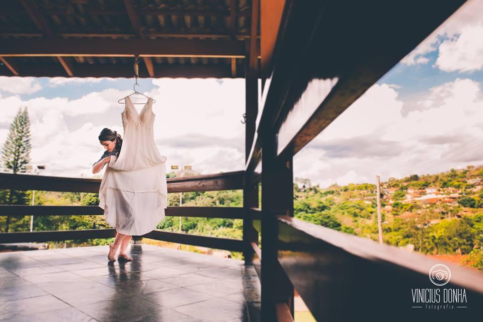 Imagem capa - Vestido de Noiva por Vinicius Donha